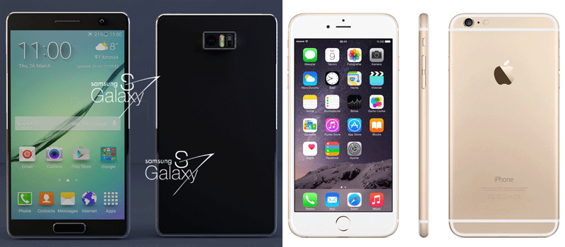 Samsung Galaxy S7 vs iPhone 6S, Which One Will You Choose ...