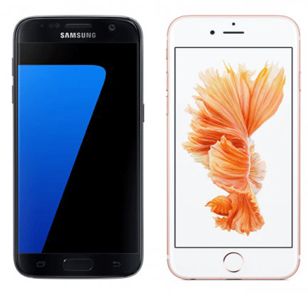 samsung-vs-iphone