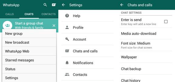 How to Retrieve Deleted WhatsApp Messages from
