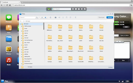 airdroid file manager