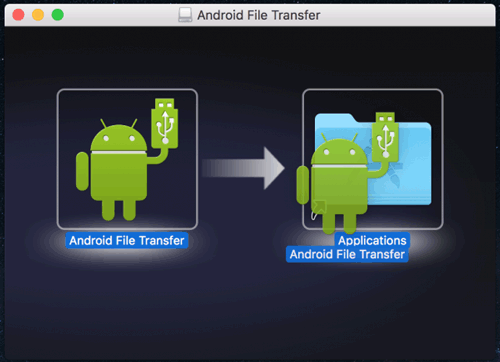 copy files from android to mac with android file transfer
