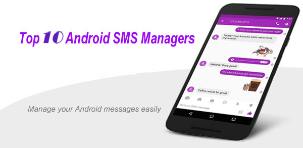 android sms manager