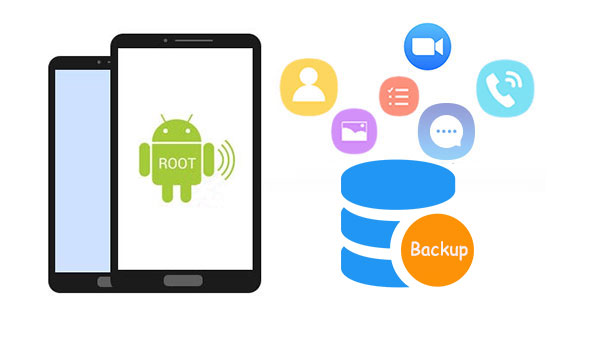 how to backup android phone before rooting