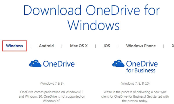 how to backup files to onedrive
