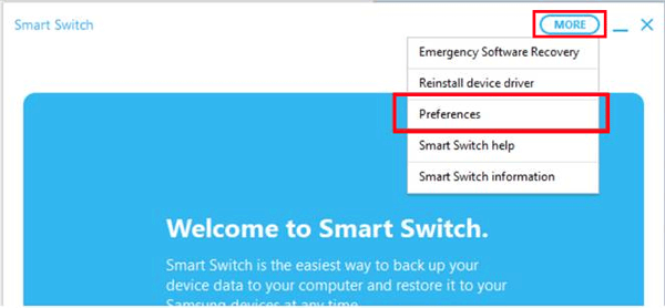 backup and restore samsung with smart switch
