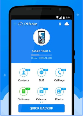 How to backup pictures to samsung cloud