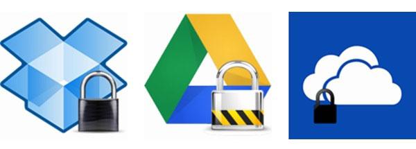 Comparison Among Dropbox, Google Drive and OneDrive