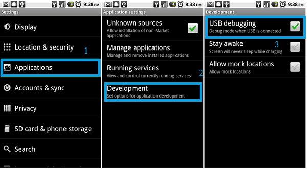 How to Enable USB Debugging on Android Phone?