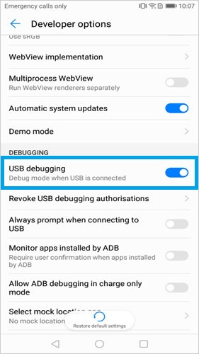 Simple But Useful Ways to Enable USB Debugging on Huawei Devices