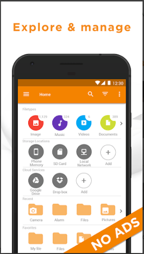Best File Manager for Android to Browse, Explore and Manage