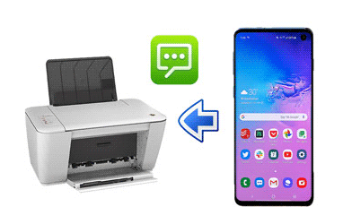 how to print text messages from samsung