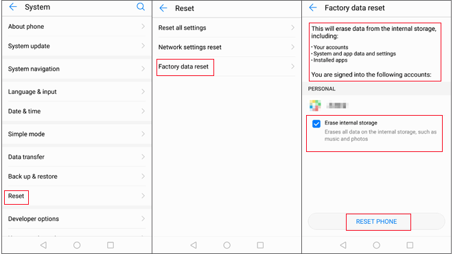 5 Ways to Backup Your Android Phone Before Factory Reset