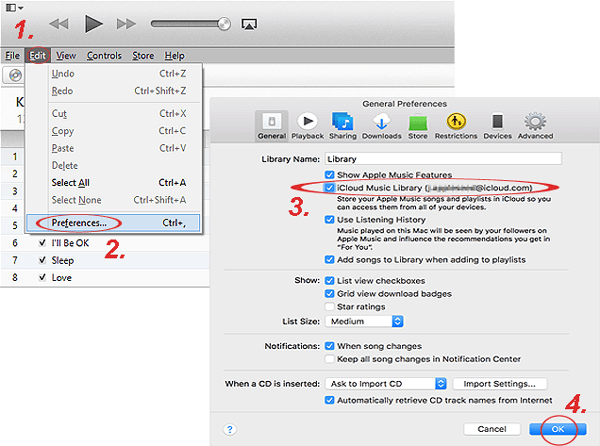 how to transfer itunes music to android using apple music