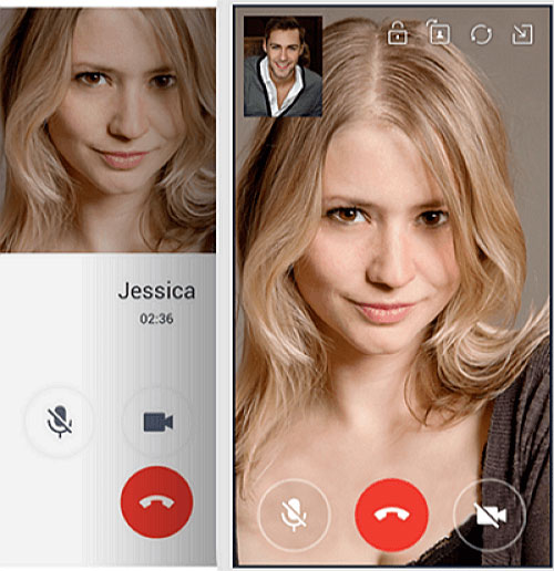 video call on line