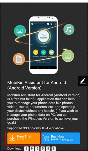 How to Download & Install MobiKin Assistant for Android