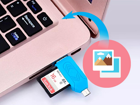 how to transfer photos from sd card to computer