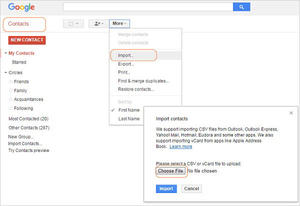 Google Contacts Sync - How to Sync Contacts from Gmail to