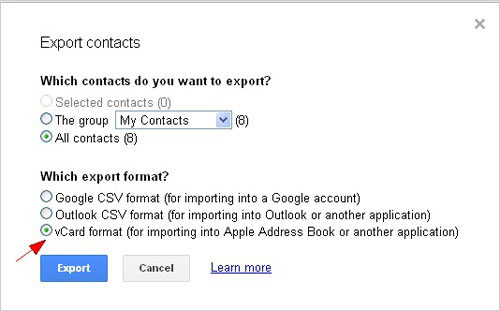 Google Contacts Sync - How to Sync Contacts from Gmail to Android