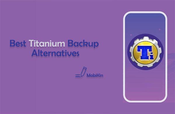 titanium backup alternative