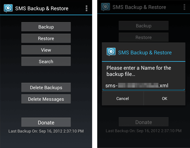 samsung sms backup and restore app