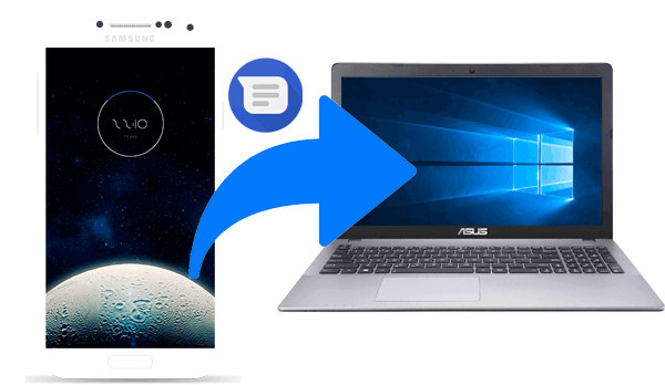 How to Transfer Text Messages from Android to Computer