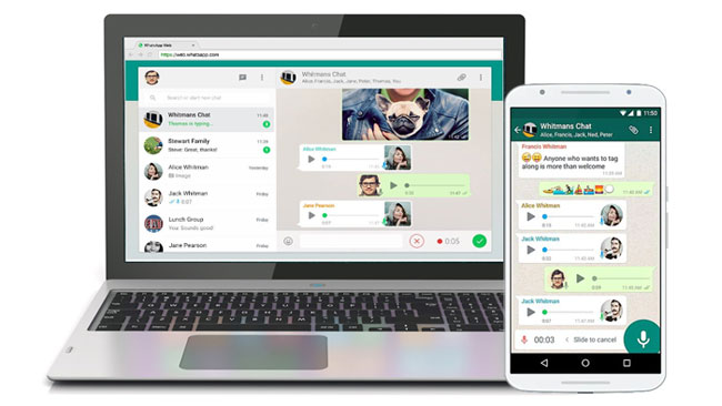 back up whatsapp messages from android to pc