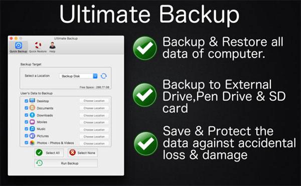 titanium backup alternative like ultimate backup