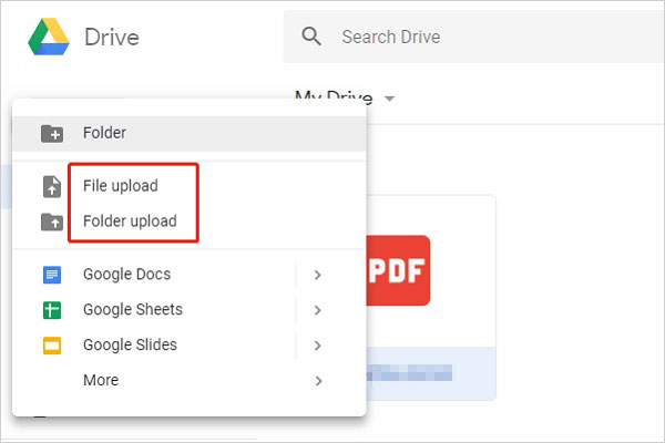 detailed introduction how to use google drive on android pc