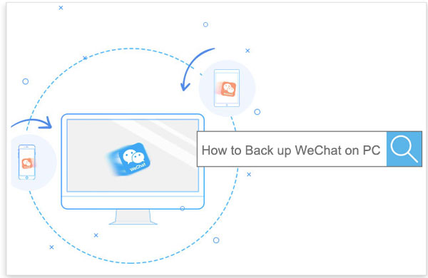 how to backup wechat on pc