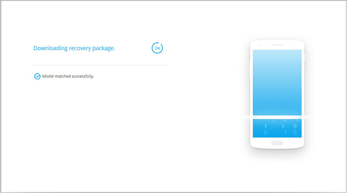 download recovery package for android phone