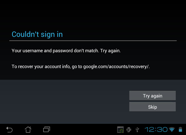 Cannot Sign in Google Account on Android, How to Fix It? [Solved]