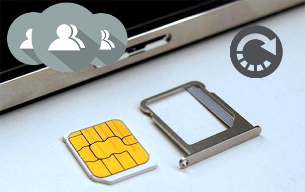 recover deleted contacts from sim card