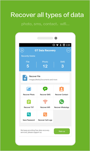 best android contacts recovery app