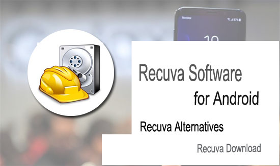 recuva software for android