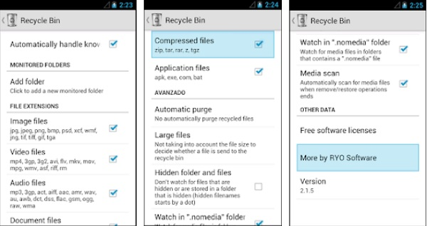 android data recovery application