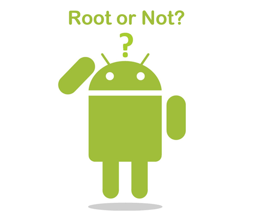 do i need to root my android phone for data recovery