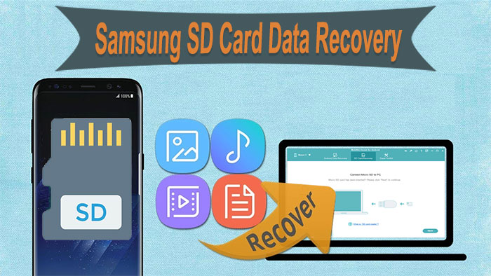 samsung sd card data recovery