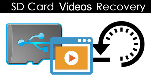 sd card videos recovery