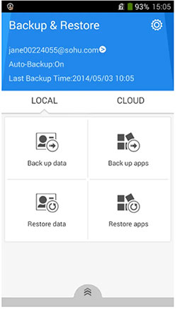 how to recover deleted photos from zte phone via backup