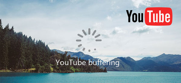 solve youtube buffering problem