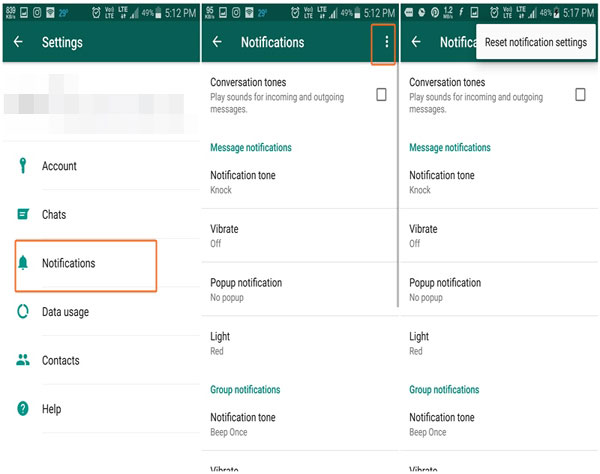 How to Solve WhatsApp Notification Not Working on Mobile Phone?
