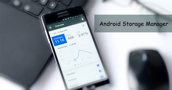 android storage manager