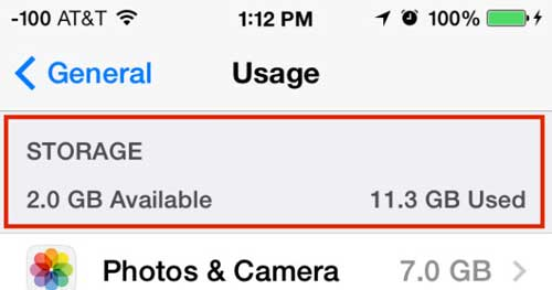 how to make space on ipod