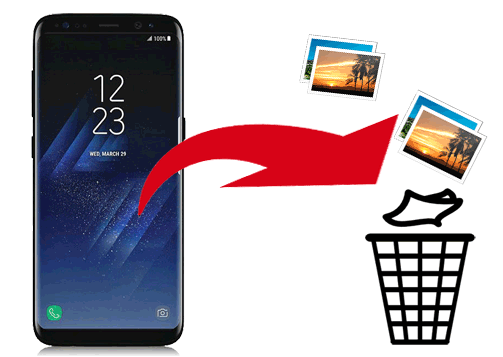 How to Delete Photos from Samsung Galaxy Permanently