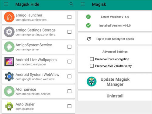 best android memory cleaner - magisk