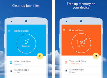 best phone cleaner - norton clean