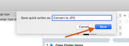 batch convert heic to jpg via automator