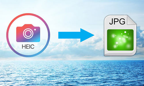 how to change heic to jpg on pc online
