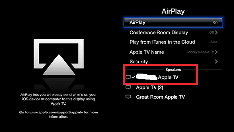 how to connect iphone to apple tv without wifi