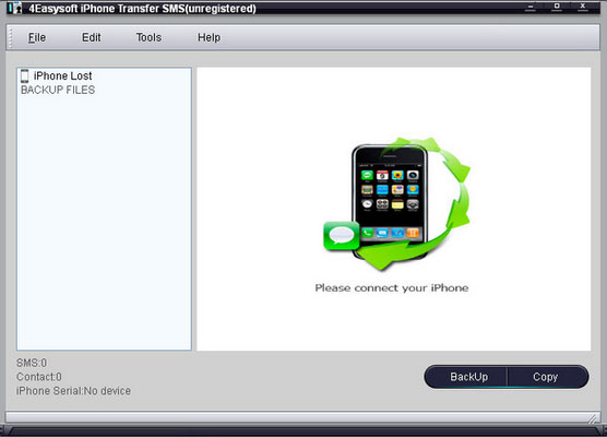 iphone sms transfer software like 4easysoft